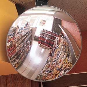 convex-mirror