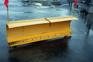 transportation polyurethane plow blade