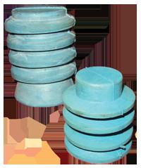 Non Conductive Corrosion Resistant Plastics
