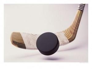 Hockey-Stick-and-Puck